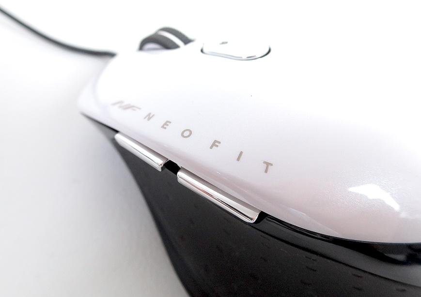 ネオフィット 静音マウスの5ボタン