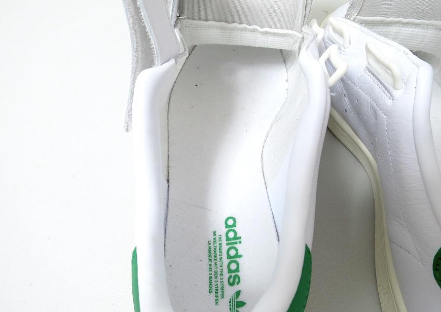 ZOZOUSEDで購入したアディダスのスニーカーのコンディション