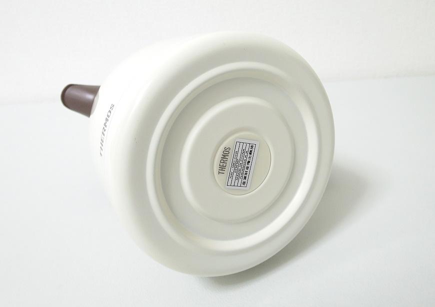 サーモス 保温ポット THV-1001の底面