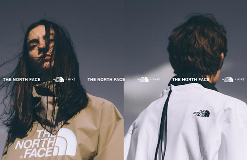 THE NORTH FACE × HYKE 2019SS COLLECTION