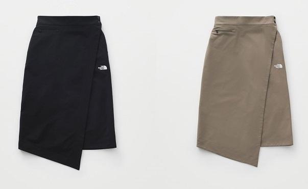 Tec Wrap Skirt