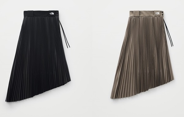 Tec Pleated Skirt