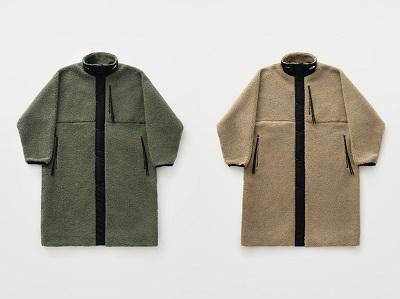 Tec Boa Coat