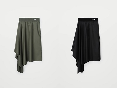 Tec Box Rap Skirt
