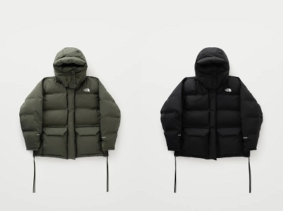 WS Big Down Jacket ladeis