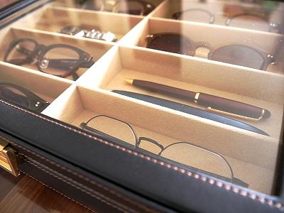 メガネケースの活用方法