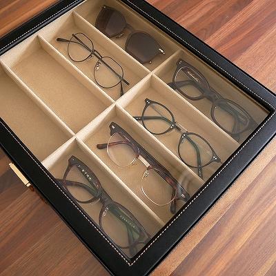 メガネの収納ケース