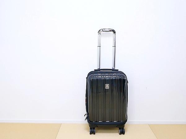 デルセー ヘリウムエアロ スーツケース