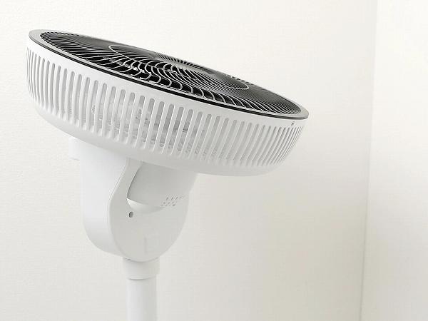 3D扇風機 duux whisper flex touch